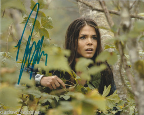 Marie Avgeropoulos The 100 Autographed Signed 8x10 Photo COA #7
