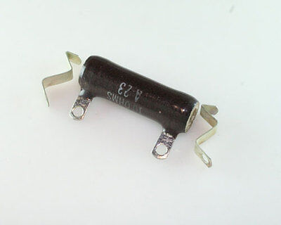 Lot Of 10 L25j10r Ohmite Resistor 10 Ohm 55w 5 Wirewound Fixed