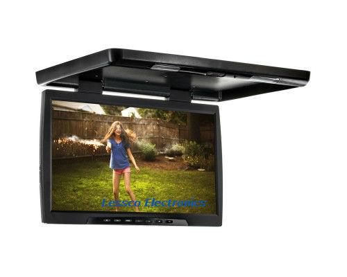 "Accele Zycom ZFD22WHDMI 22"" Widescreen Overhead Flip Down Monitor w/HDMI Input"