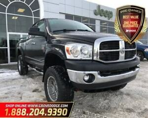 2007 Dodge Ram 2500 SLT| Leather| CD Player| Modified Suspension