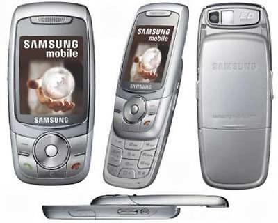 Samsung SGH-E740 E740 Slider Handy Schiebe Tasten Mobil Telefon Mobile