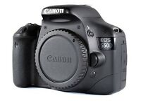 Canon EOS 550D BODY ONLY - GOOD BARGAIN