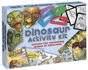 Dover Fun Kits: Dinosaur Activity Kit by Dover Publications Inc  Staff  (2005, Quantity pack)