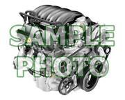 Mitsubishi Endeavor Engine