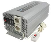 Stromwandler 12V 230V