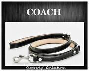 Coach Dog Collar Red Ebay