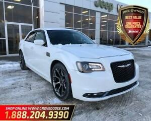 2016 Chrysler 300 300S| Leather| Remote Start| AUX| RWD