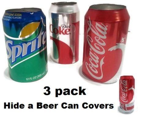 huge selection of b7692 59b83 Beer Can Covers  Accessories   eBay