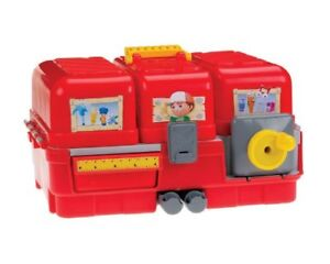 Handy Manny Fold-Up Portable Workbench & Hello kitty Doll