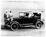 Model A Ford Phaeton