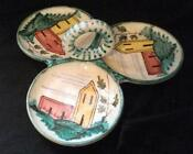 Italian Hand Painted Dishes