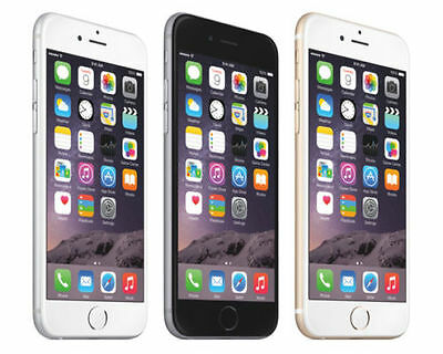 UNLOCKED Apple iPhone 6 16GB/64GB/128GB with Warranty