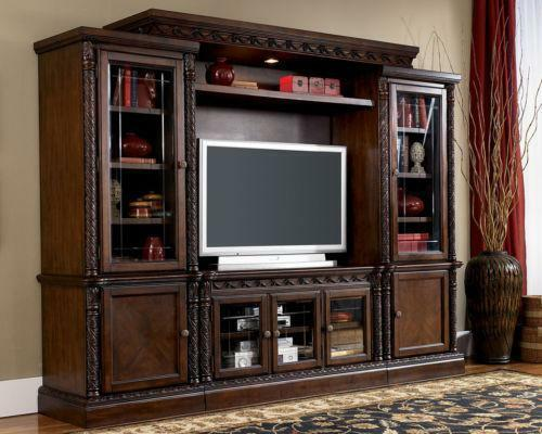 Wall Entertainment Center Ebay
