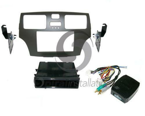 Lexus Es300 Stereo Ebayrhebay: 2001 Lexus Es300 Radio Kit At Gmaili.net