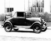 Model A Ford Sport Coupe