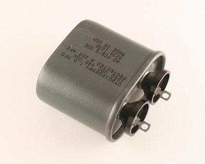 2x 1uf 1000v Oil Hermetically Sealed Capacitor 1kv Dc 1mfd Dual Voltage 440v Ac