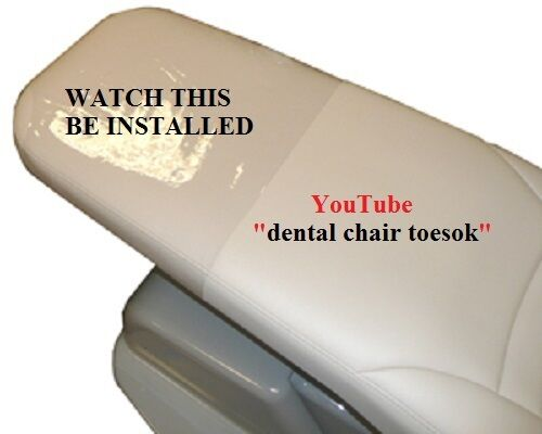 New Dental Chair Toe Board Cover Adec and others