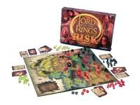 Lord of the Rings Risk AS NEW!
