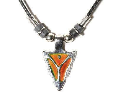 NEW Arrowhead Mood Necklace Color Change Arrow Pendant Necklace