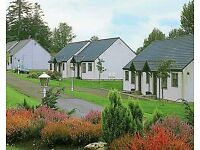 1 bedroom cottage in Moness Resort, Aberfeldy, Perthshire