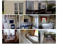 Holiday Caravan -New Quay West Wales