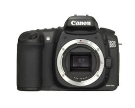 canon eos 20d camera kit
