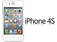 Apple iPhone 4S 8GB Handset unlocked