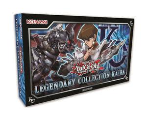 Yu-Gi-Oh Kaiba Legendary Collection Available @ Breakaway
