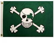 Pirate Flag 12x18