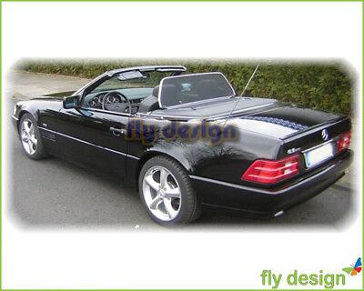sin Autospoiler R129 Mercedes Benz SL pintar schürze heckspoilerlippe kofferraum