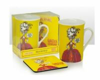 Horrible Histories 'hermoso Georgians' Taza Posavasos Regalo Sin Estrenar -  - ebay.es