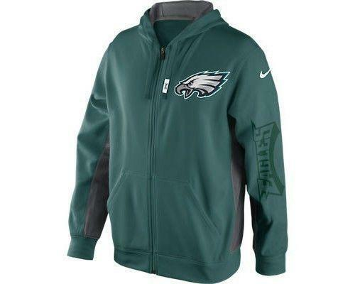 Philadelphia Eagles Jacket Football Nfl Ebay