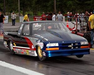 Pro Stock S-10 RJ Chassis ex Lingenfelter Summit Racing