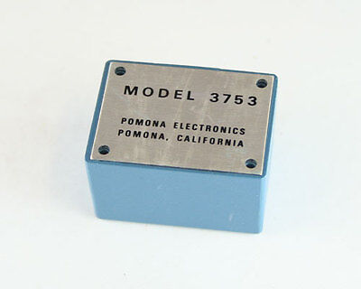 Lot Of 3 Pomona 3753 Miniature Size Aluminum Boxes