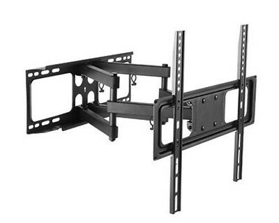 Full Motion TV Wall Mount for Samsung Vizio Sharp LG TCL 32 37 39 40 42 47 50 55