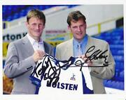 Glenn Hoddle Signed