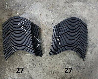 27 Each Lh Rh Tiller Tines For Land Pride Rta2570-6 820-057c 820-058c
