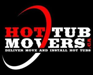 HOT TUB MOVERS...ONTARIO'S # 1 SPA MOVING SPECIALISTS