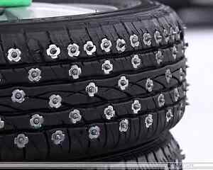 Looking for 2 studded tires on rim 205/65R15