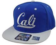 Royal Blue Snapback