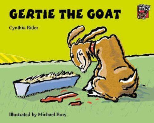 Gertie the Goat by Ms Cynthia Rider 9780521014274 (Paperback, 2001)
