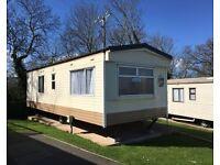 2 Bedroom Cosalt Albany Caravan in Blue Anchor, Somerset