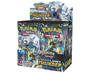 Pokemon Sun & Moon Lost Thunder Available @ Breakaway