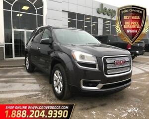 2015 GMC Acadia SLE| Leather| AWD| Remote Start| OnStar