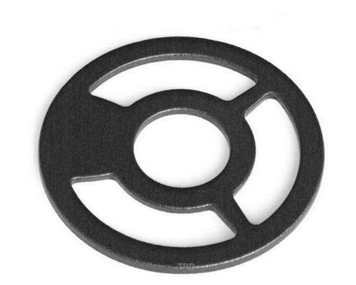 "Fisher Metal Detector Black 8"" Search Coil Scuff Scratch Cover Protector F2 F4 $"