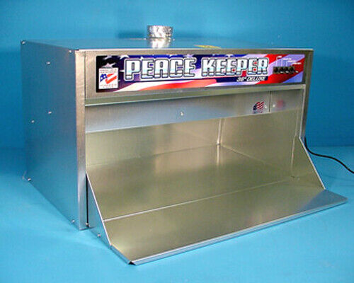 """Home Hobby Spray Booth - Model: The PeaceKeeper 36"""" Deluxe ~ Pace Paint Booths"""