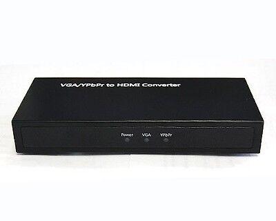 Bytech Hm101 Vga/ypbpr To Hdmi Converter (scaler)