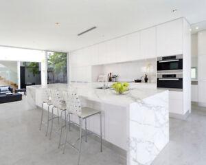 Kitchen Counter tops ! Quartz - Granite - Marble