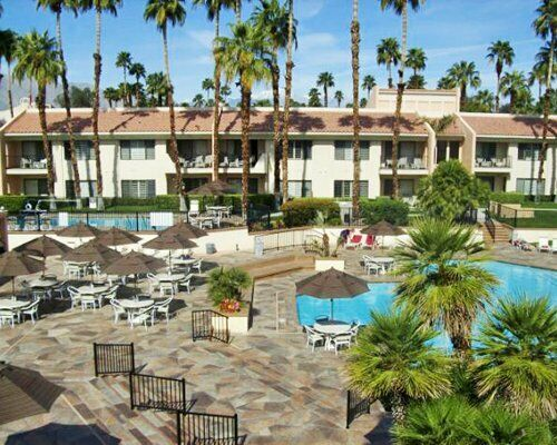 WELK RESORTS PALM SPRINGS 1 BEDROOM/ 1 BATH ANNUAL TIMESHARE FOR SALE
