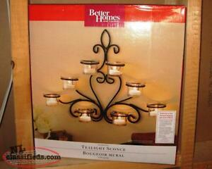 Tea Light Sconce